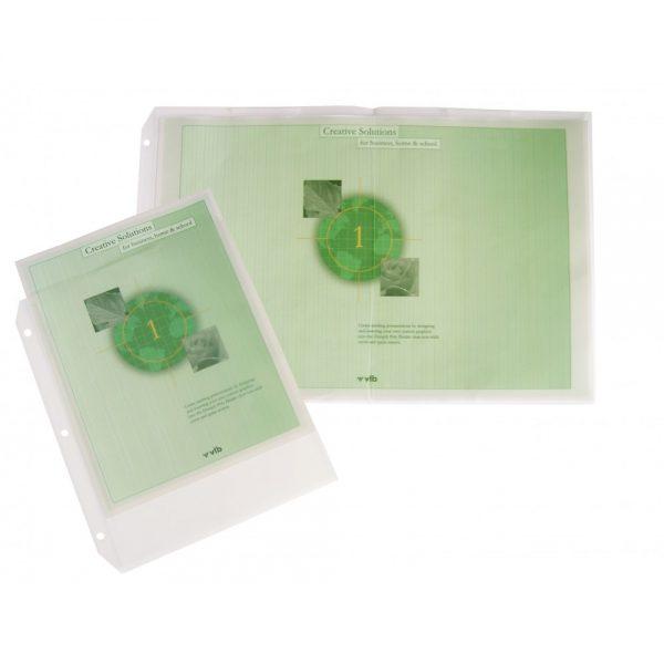 Durable Folding Document Holder