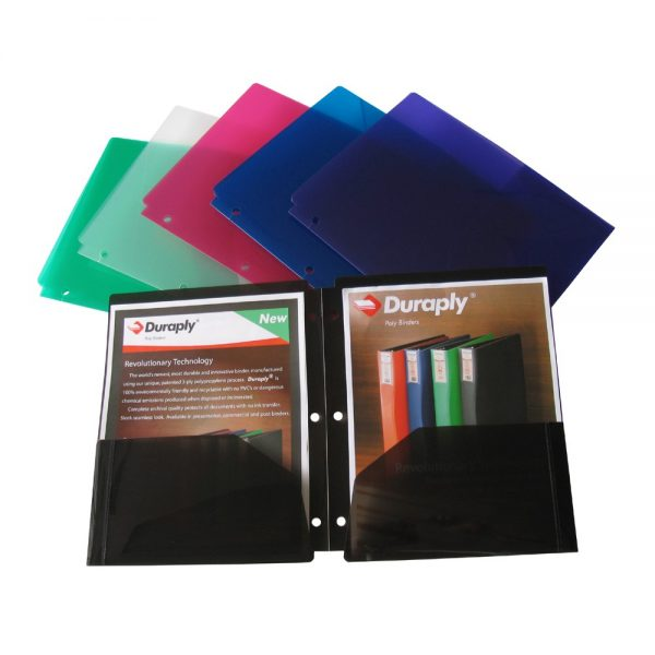 Durable EZ Snap Folder - AE31250