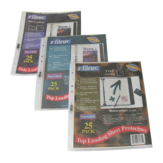 Durable Sheet Protectors - 30245-100pk