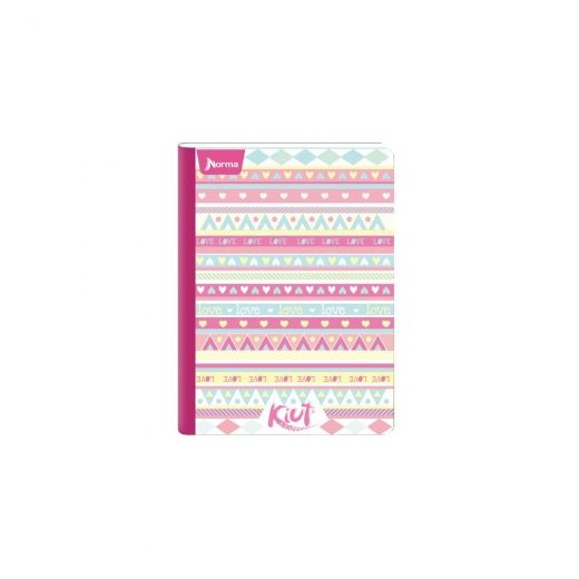 Durable Norma Notebooks – Norma Kiut Bohemian Chic – bound - 546031