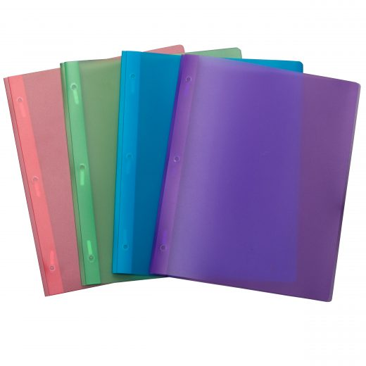 Durable Frosted Presentation Folder - AE68310