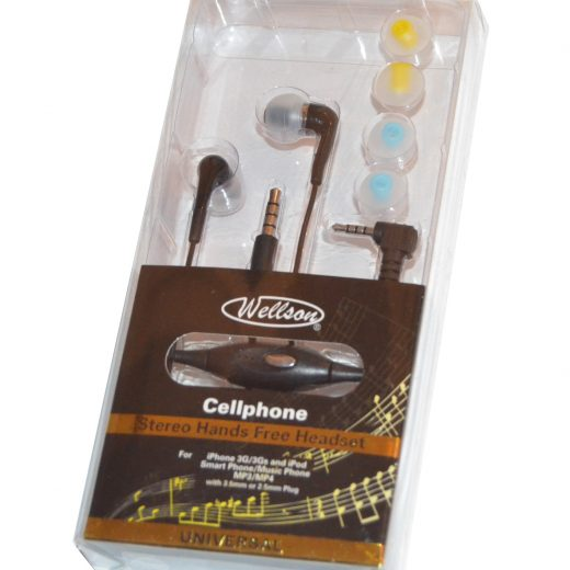 Handsfree Stereo Earphones - 10061