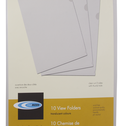 Durable Legal Size View Folders - 60173