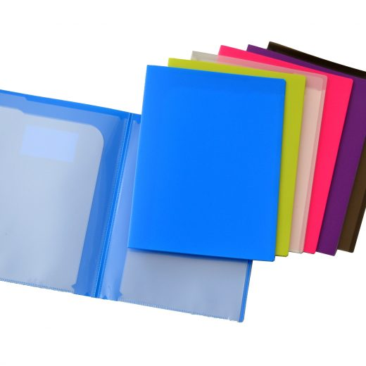 Durable 6 Pocket Folder - AE31410