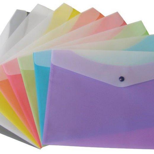 Durable Letter Size Poly Envelopes