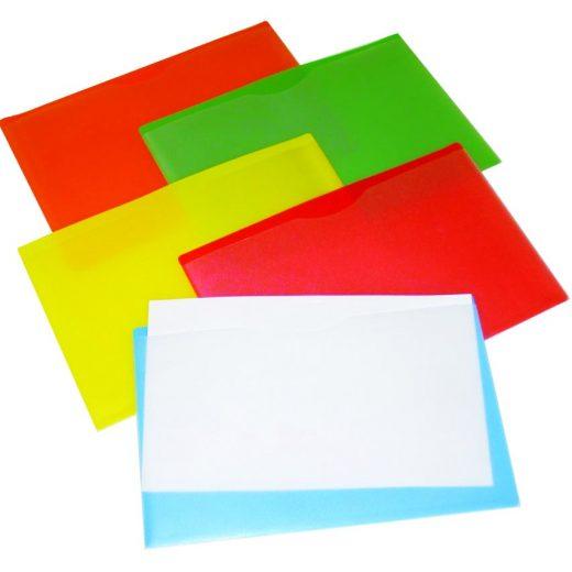 Durable Letter Size File Jacket