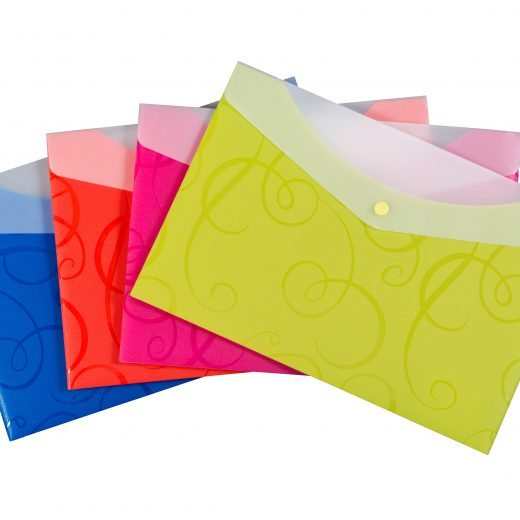 Durable Swirl Heavy Duty Poly Envelopes - AE94720