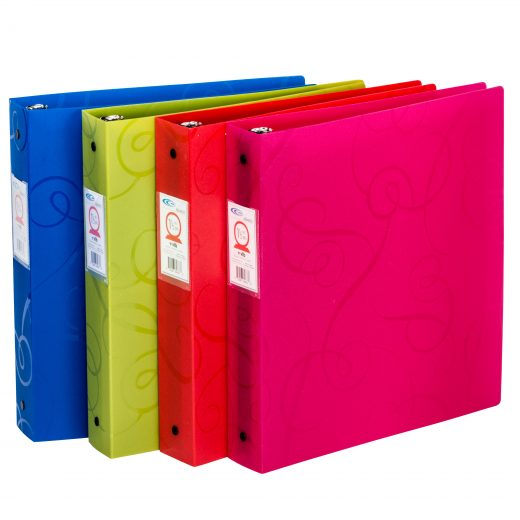 Durable Swirl Binders