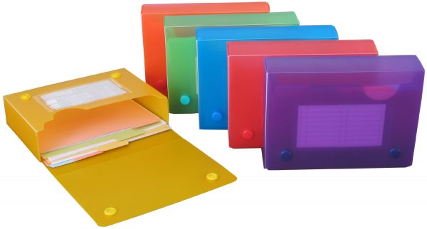 Durable Index Card Cases