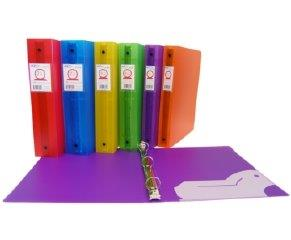 Durable Thick Poly Binders